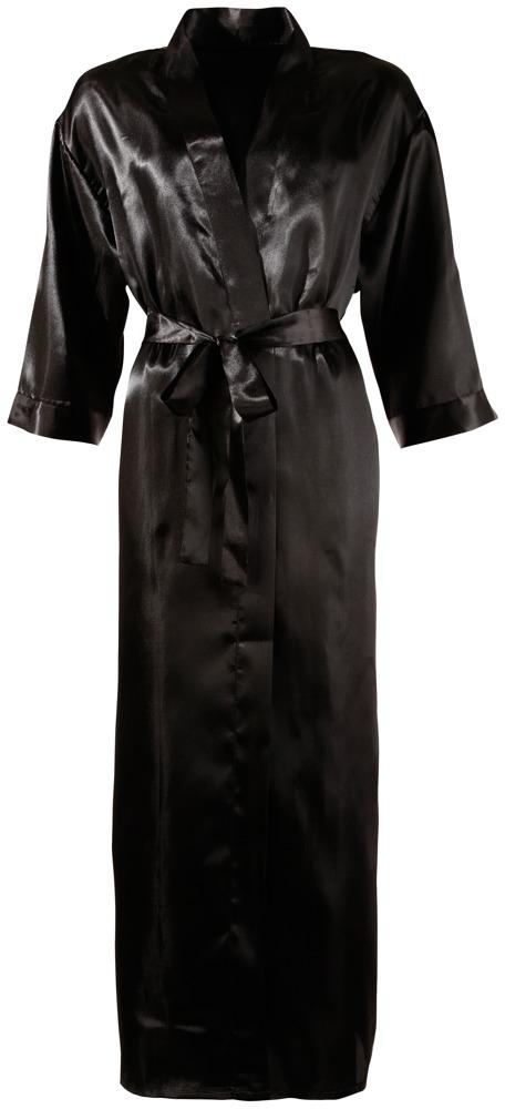 Dlouhé lesklé kimono (velikost S/M)