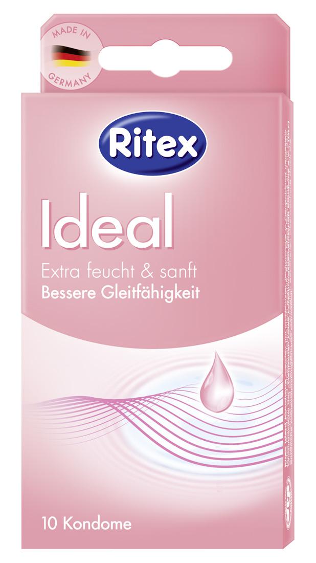 Kondomy Ritex Ideal (10 ks)