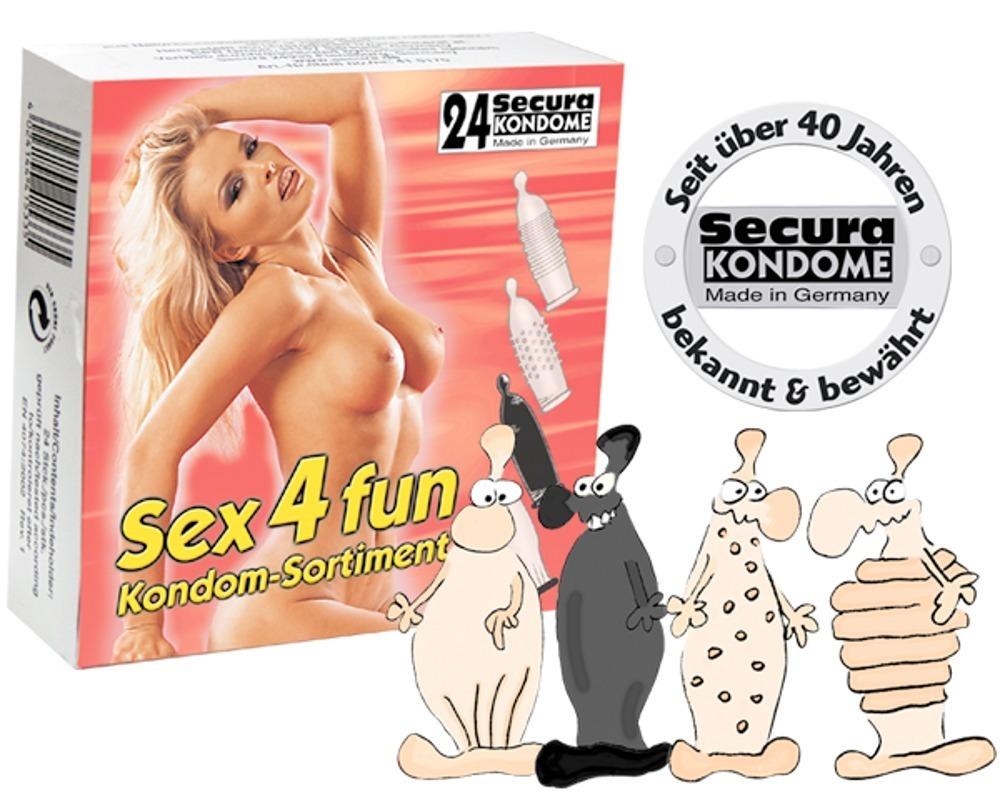 Sex 4 fun Secura (24 ks)