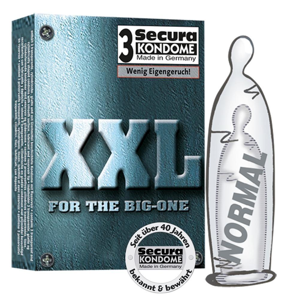 XXL Secura (3 ks)