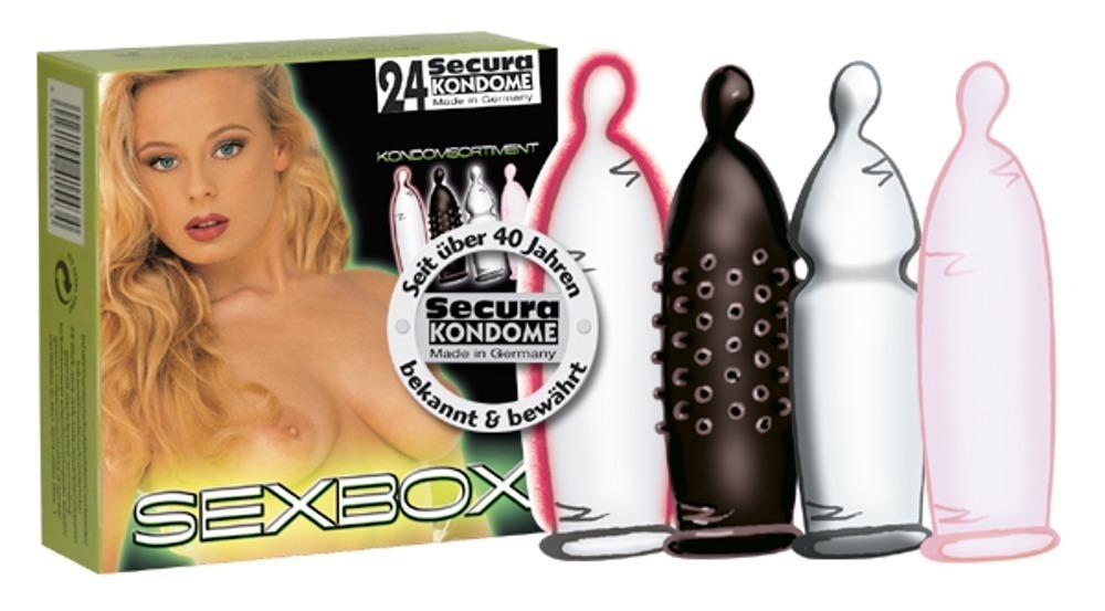 Sexbox Secura (24 ks)