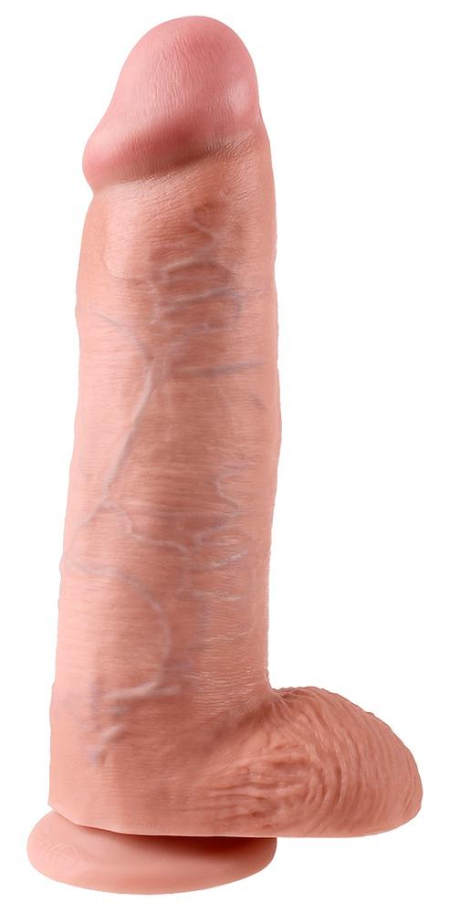 Realistické dildo King Cock 30,5 cm