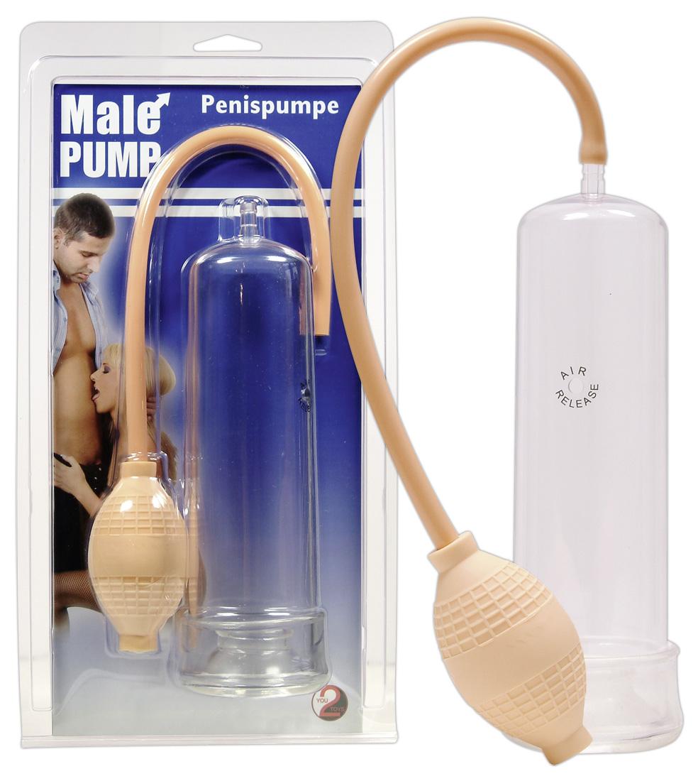 Pánská pumpa