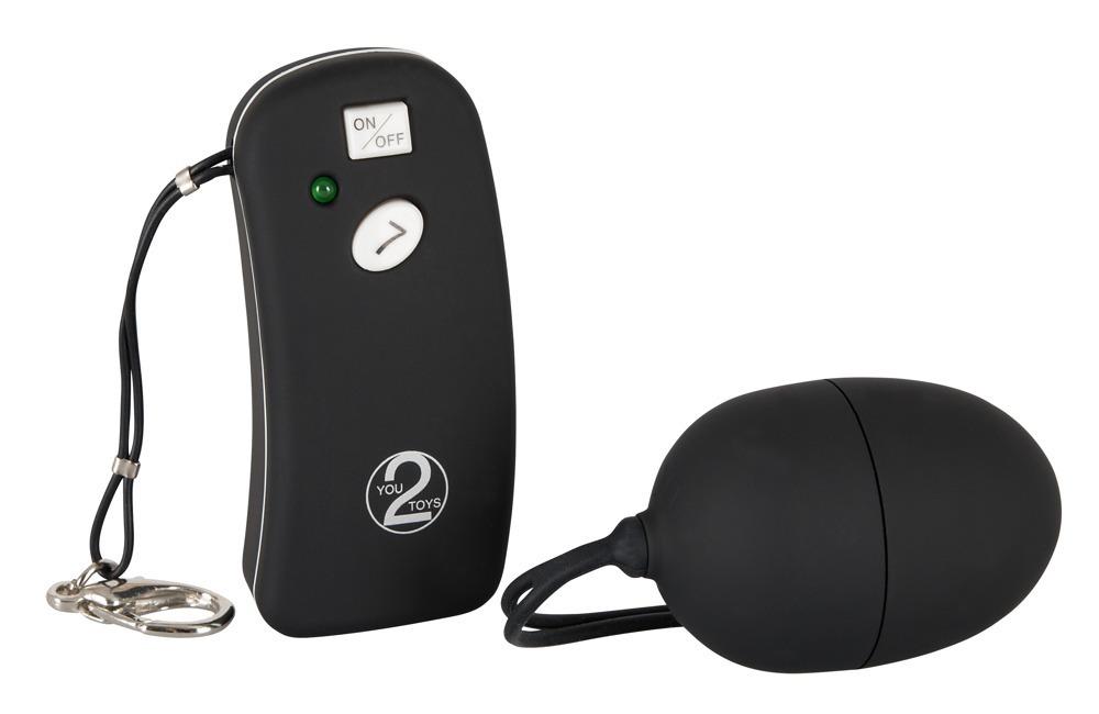 Ultra 7 vibrační vajíčko na dálkové ovládání