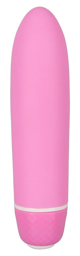 Vibrátor Mini Classic růžový