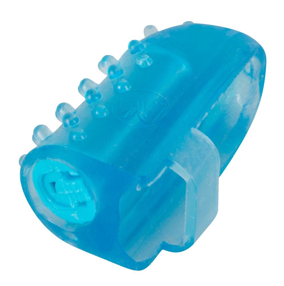 Jednorázový vibrátor na prst