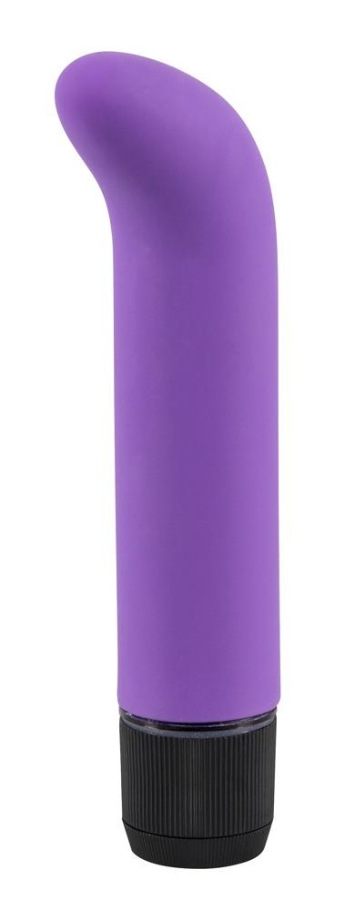 Vibrátor G-Spot Lover fialový