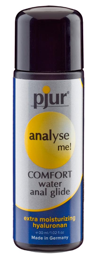Anální lubrikant Pjur Analyse me! Comfort (30 ml)