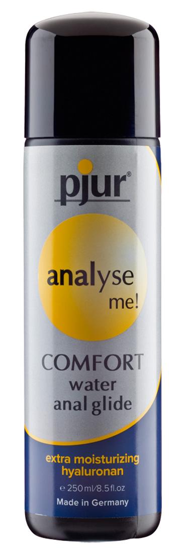 Anální lubrikant Pjur Analyse me! Comfort (250 ml)