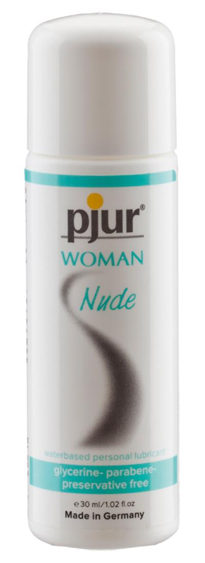 Lubrikační gel Pjur Woman Nude (30 ml)