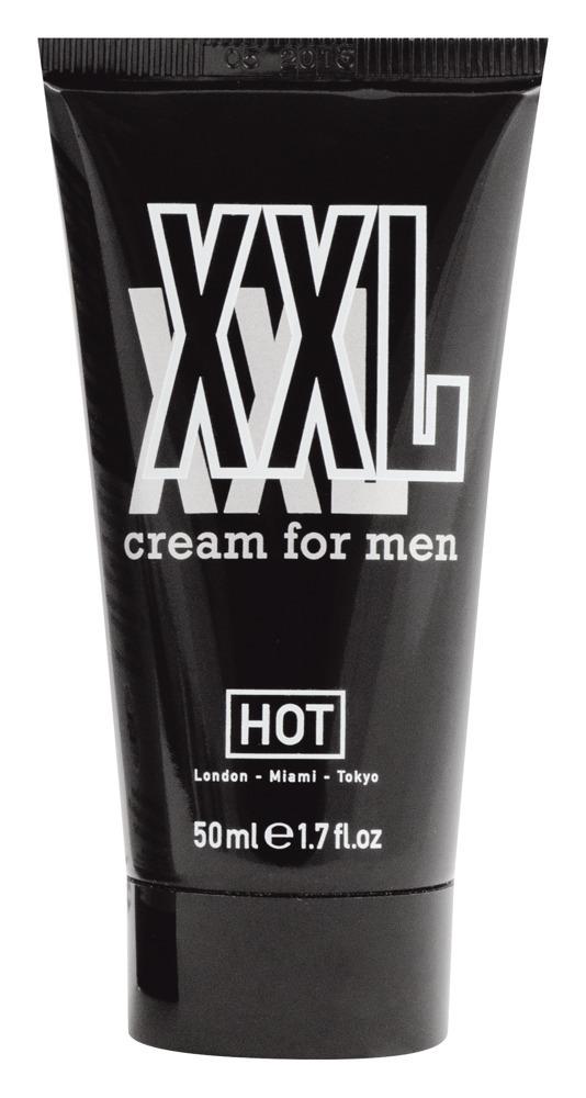 HOT XXL krém pro muže (50 ml)