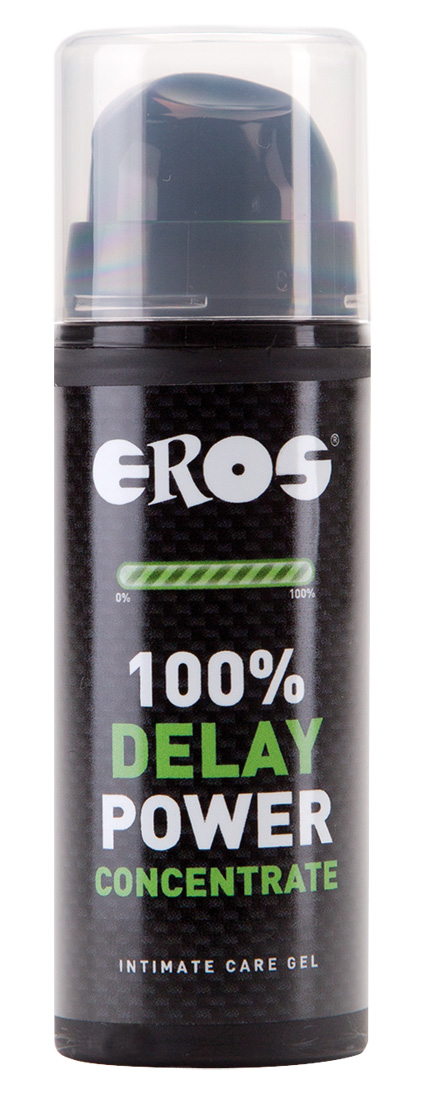 Oddalující gel EROS Delay Power (30 ml)