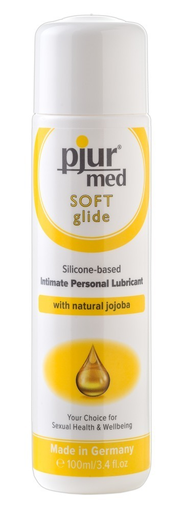 Lubrikační gel Pjur med Soft Glide (100 ml)