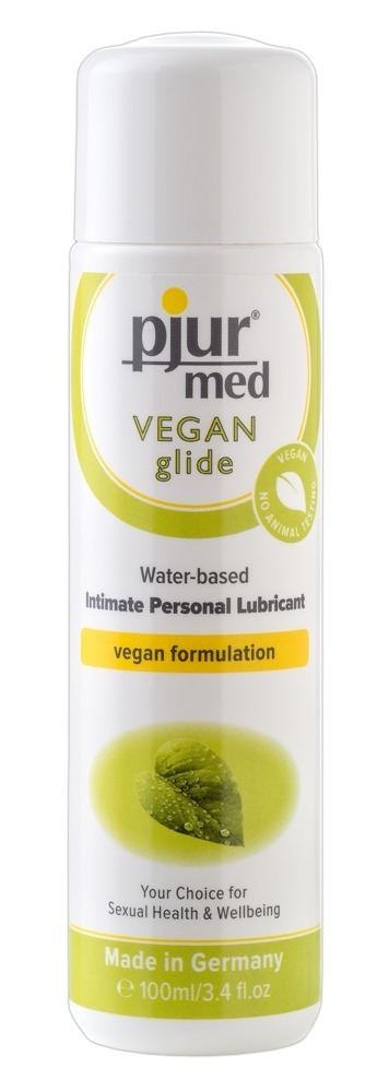 Lubrikační gel Pjur med Vegan Glide (100 ml)
