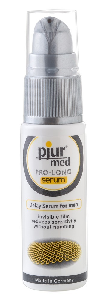 Oddalující sérum Pjur med Prolong (20 ml)
