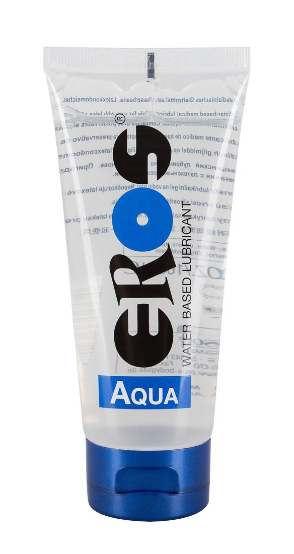 Lubrikační gel EROS Aqua (100 ml)