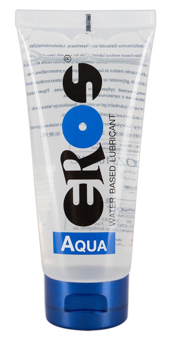Lubrikační gel EROS Aqua (200 ml)