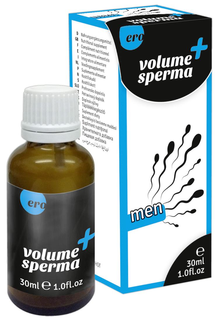 Pánské kapky Volume Sperma + men (30 ml)