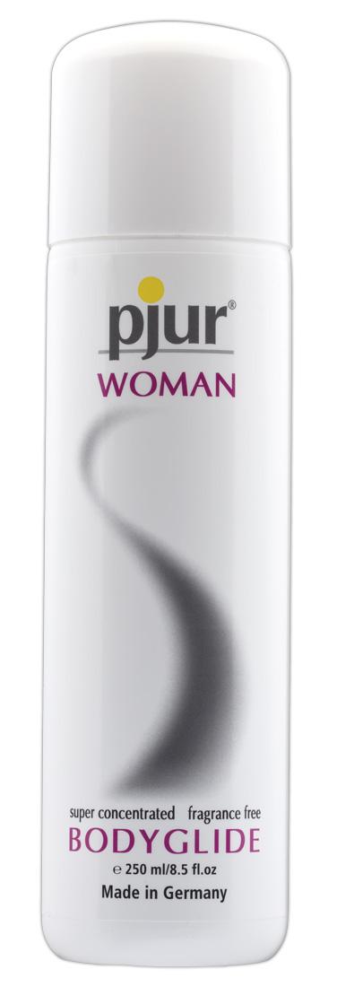 Lubrikační gel Pjur Woman (250 ml)