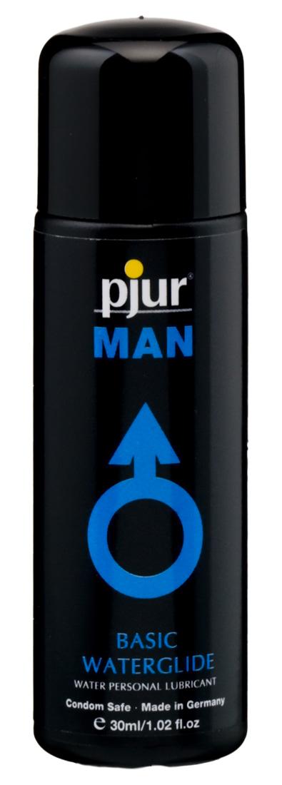 Lubrikační gel Pjur MAN Waterbased (30 ml)