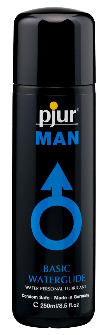 Lubrikační gel Pjur MAN Waterbased (250 ml)