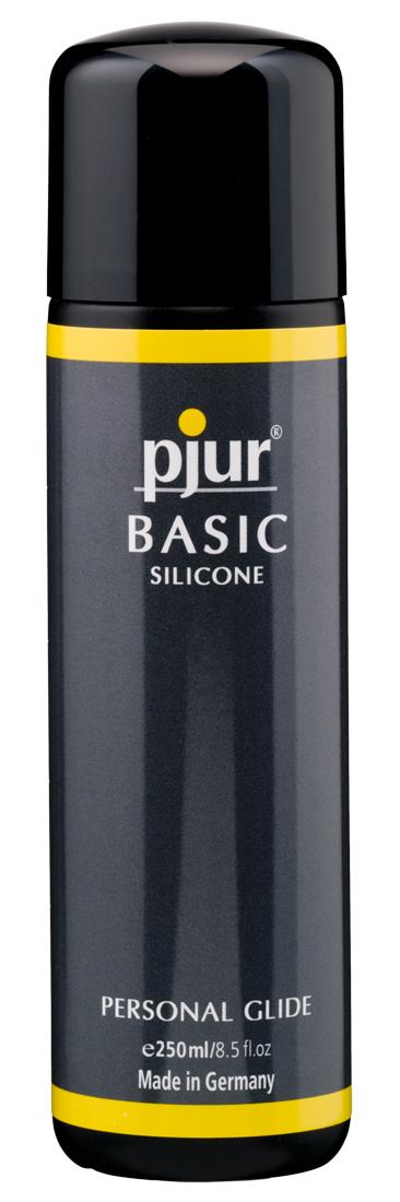 Lubrikační gel Pjur Basic Silicone (250 ml)