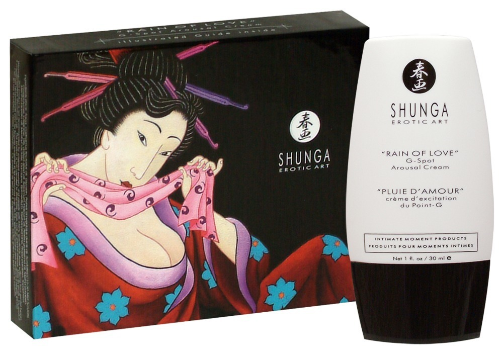 Krém na G bod Shunga (30 ml)