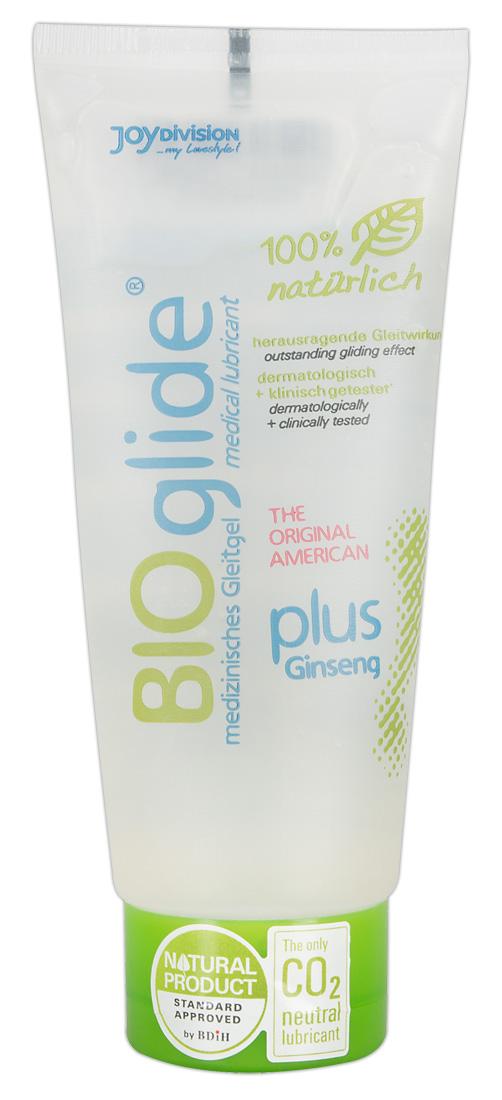 Americký lubrikační gel BIOglide plus (100 ml)