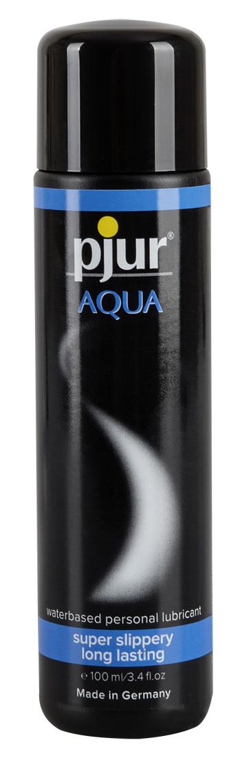Lubrikační gel Pjur Aqua (100 ml)