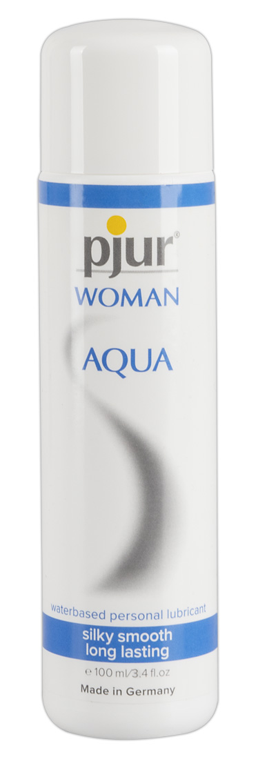Lubrikační gel Pjur Woman Aqua (100 ml)