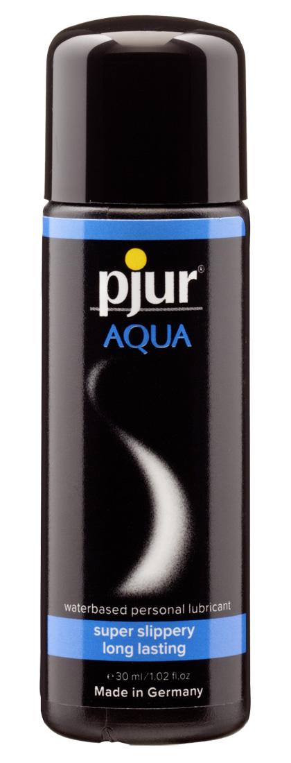 Lubrikační gel Pjur Aqua (30 ml)