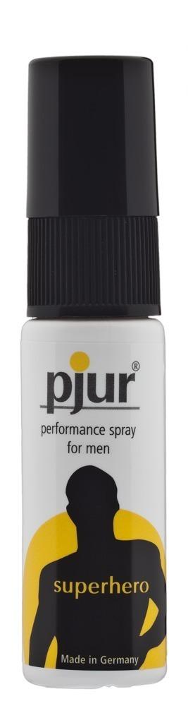 Znecitlivující sprej Pjur Superhrdina (20 ml)