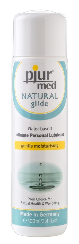 Lubrikační gel Pjur med Natural (100 ml)
