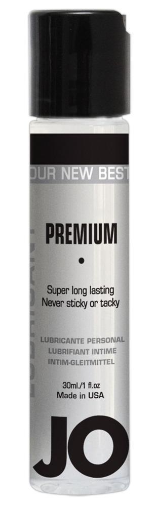 Silikonový lubrikační gel JO (30 ml)