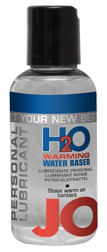 Hřejivý lubrikační gel JO (75 ml)