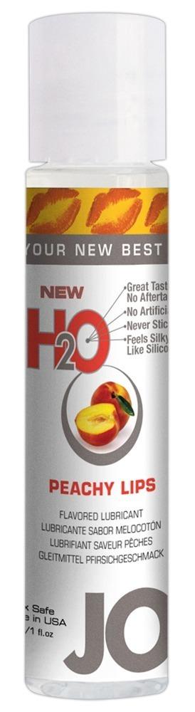 Lubrikačný gel Peachy Lips JO (30 ml)