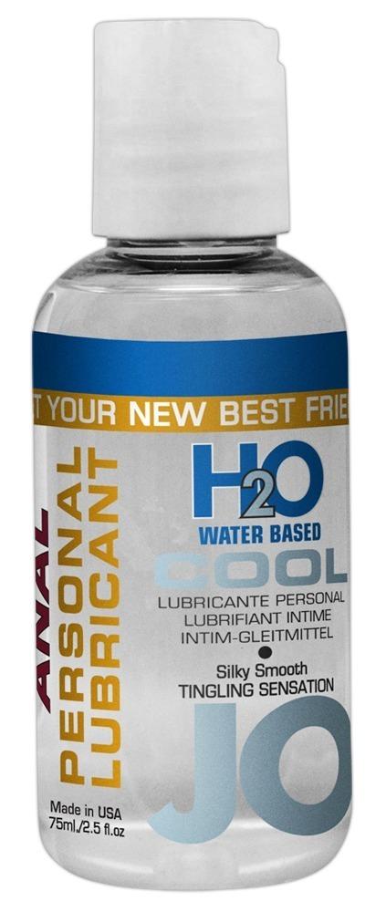 Anální chladivý lubrikant JO (75 ml)