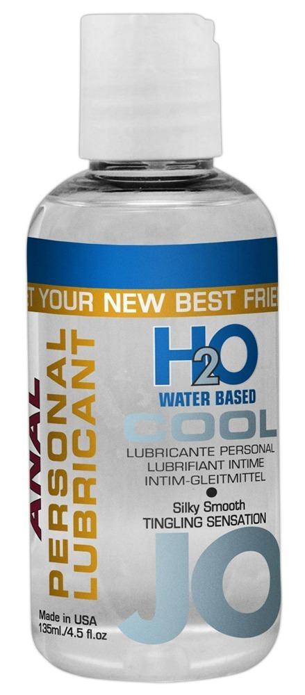 Anální chladivý lubrikant JO (135 ml)