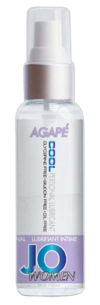 Dámský chladivý lubrikant JO (60 ml)