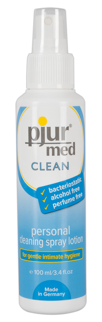 Čistič na erotické pomůcky Pjur med Clean (100 ml)