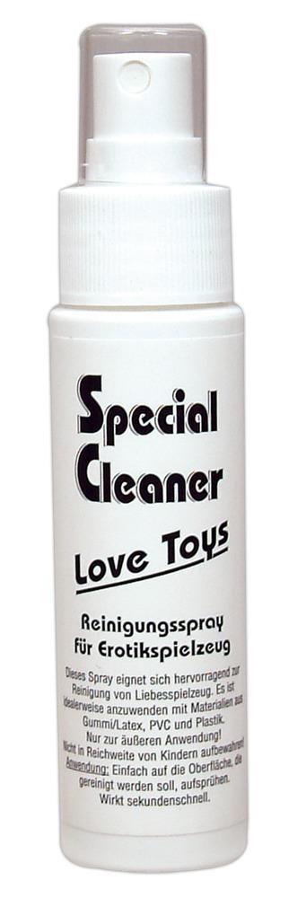 Speciální čistič - sprej na erotické pomůcky (50 ml)