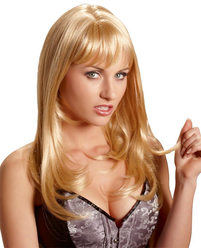 Blond paruka