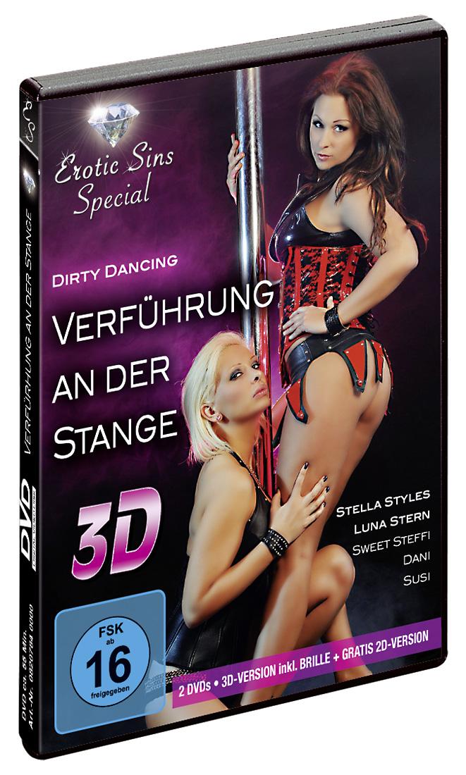 DVD - Hříšný tanec