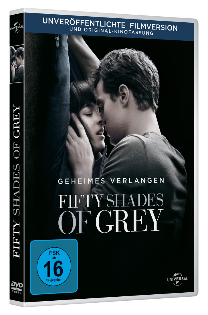 DVD - Fifty Shades of Grey