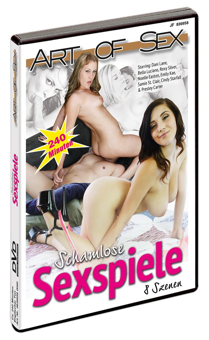 DVD - Sex hry