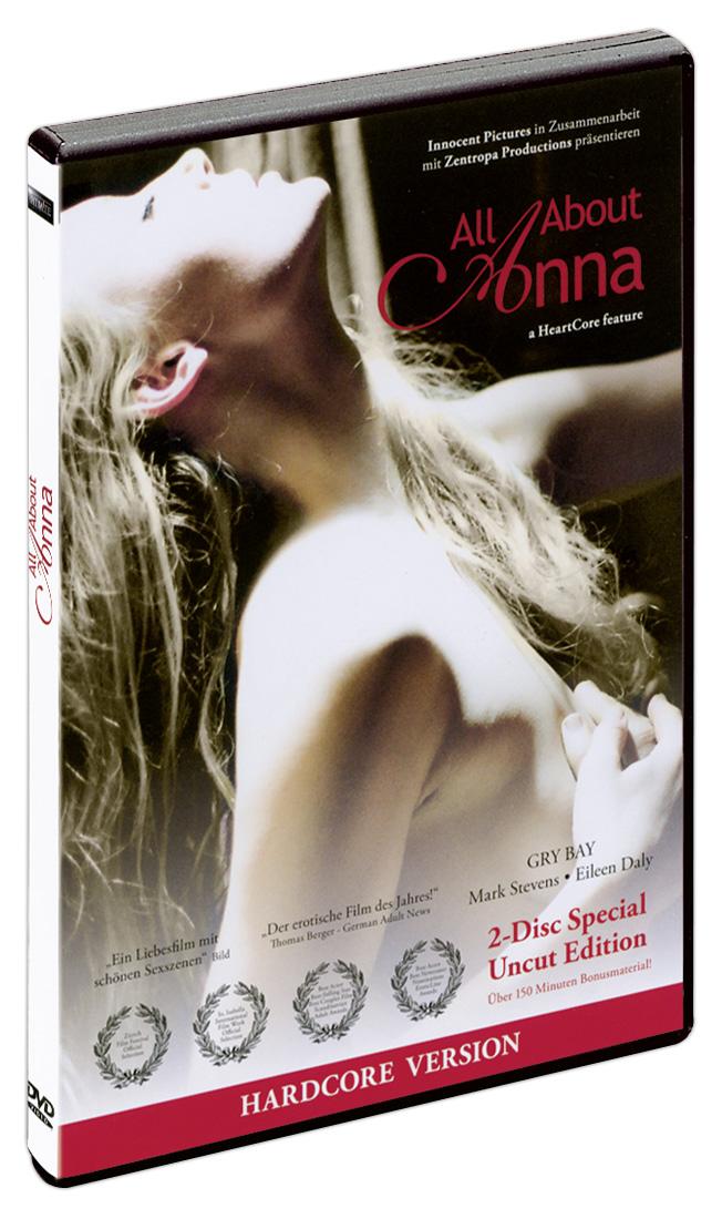 DVD - Vše o Anně