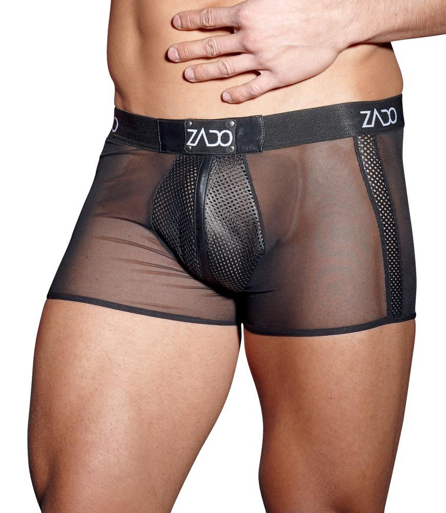 Pánské průhledné boxerky (velikost S)