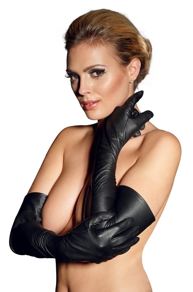 Kožené rukavice (velikost S)