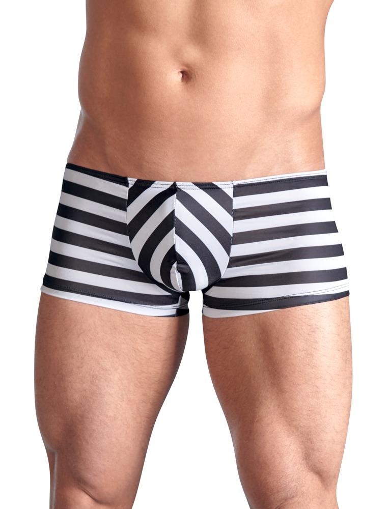 Pánské pruhované boxerky (velikost M)