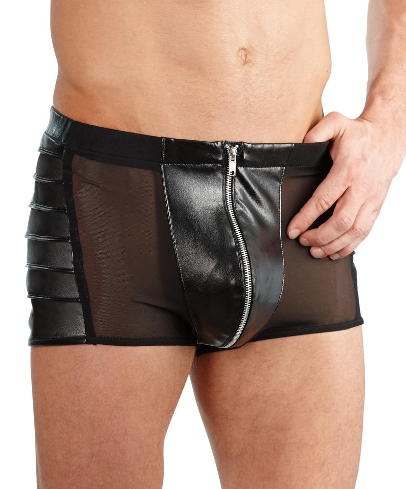 Koženkové boxerky (velikost M)